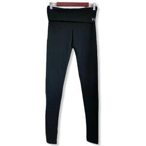 Victoria's Secret Yoga Pants Black Size Small Long